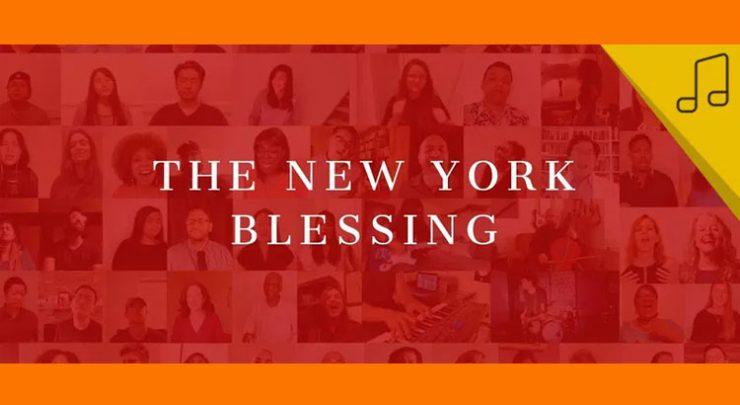 """Más de 100 iglesias en Nueva York se unieron para cantar """"La Bendición"""""""