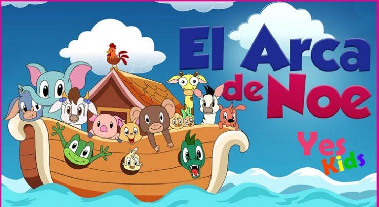 La increíble historia del Arca de Noé