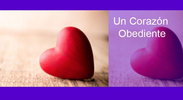 Un corazón obediente